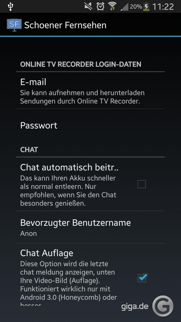 Schoener Fernsehen App Kostenlos
