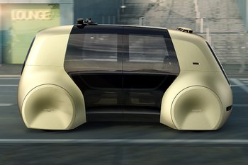 Sedric - autonomes Fahrzeug von VW Quelle: Hersteller