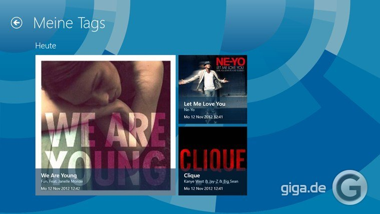 Lied Erkennen Online