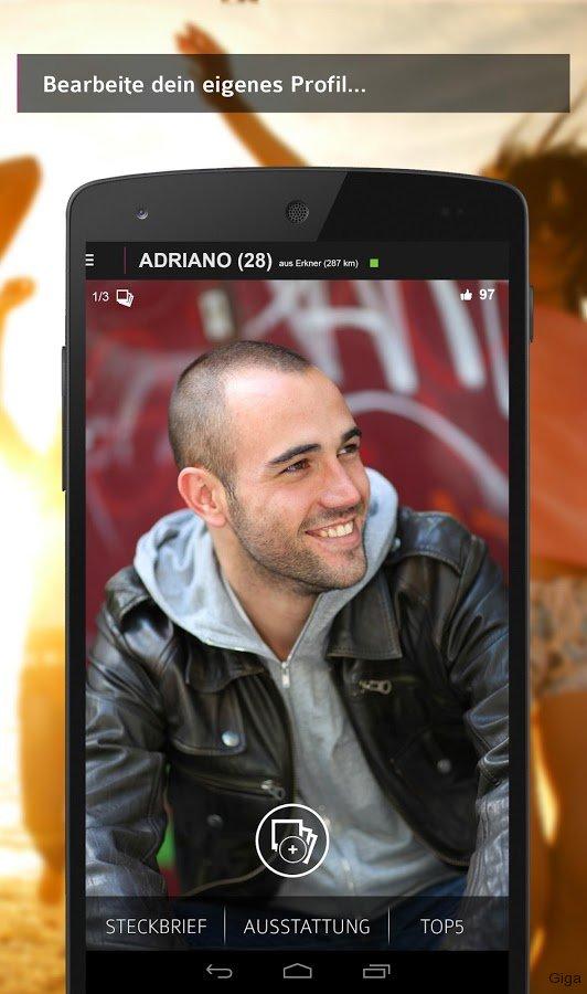 Dating app für berlin