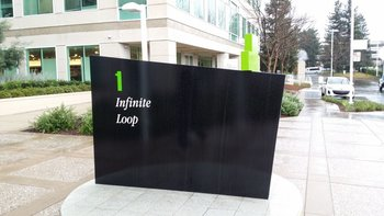 Apples Infinite Loop