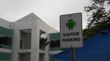 Google Visitor Parking