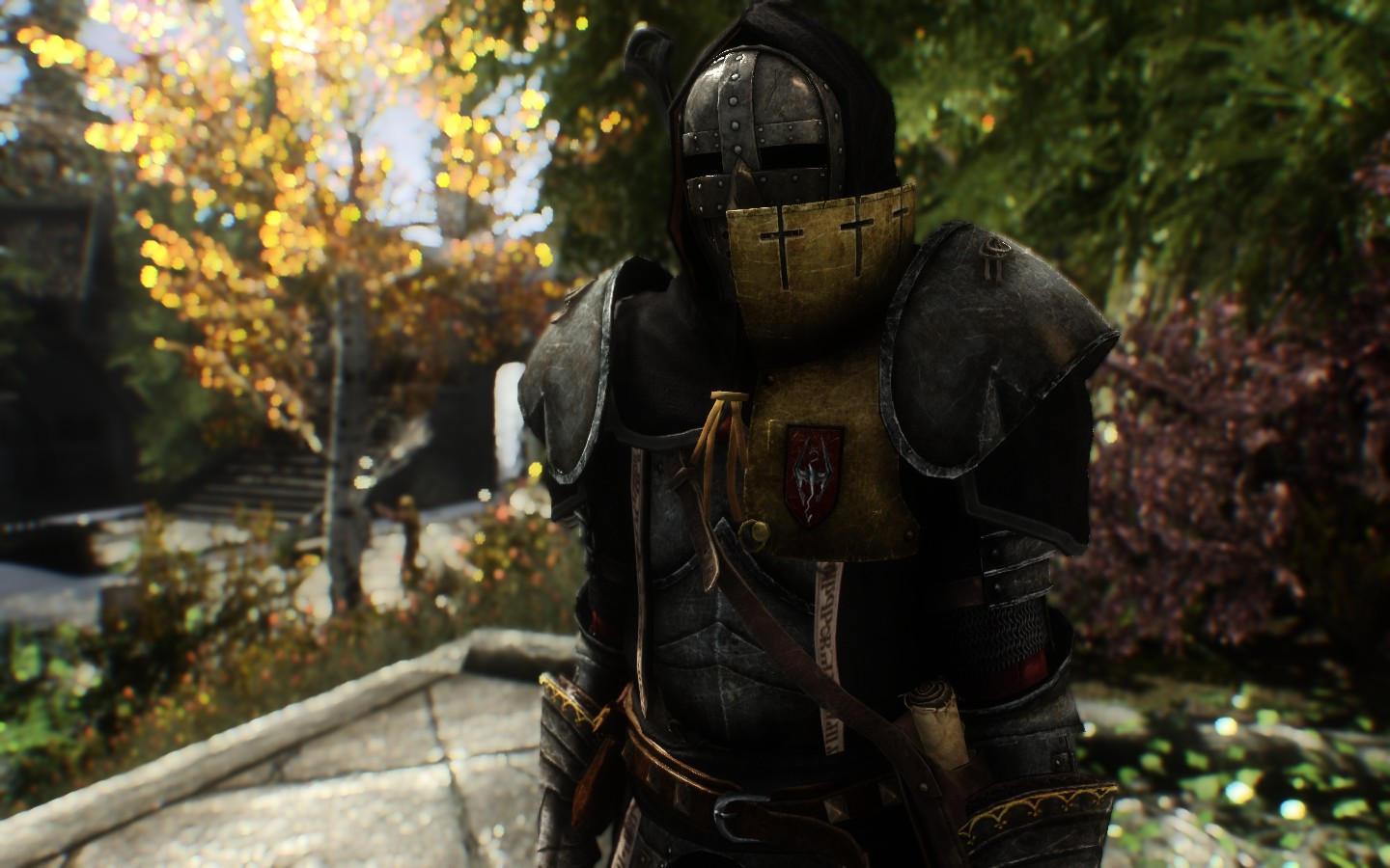 skyrim how to download immersive armors