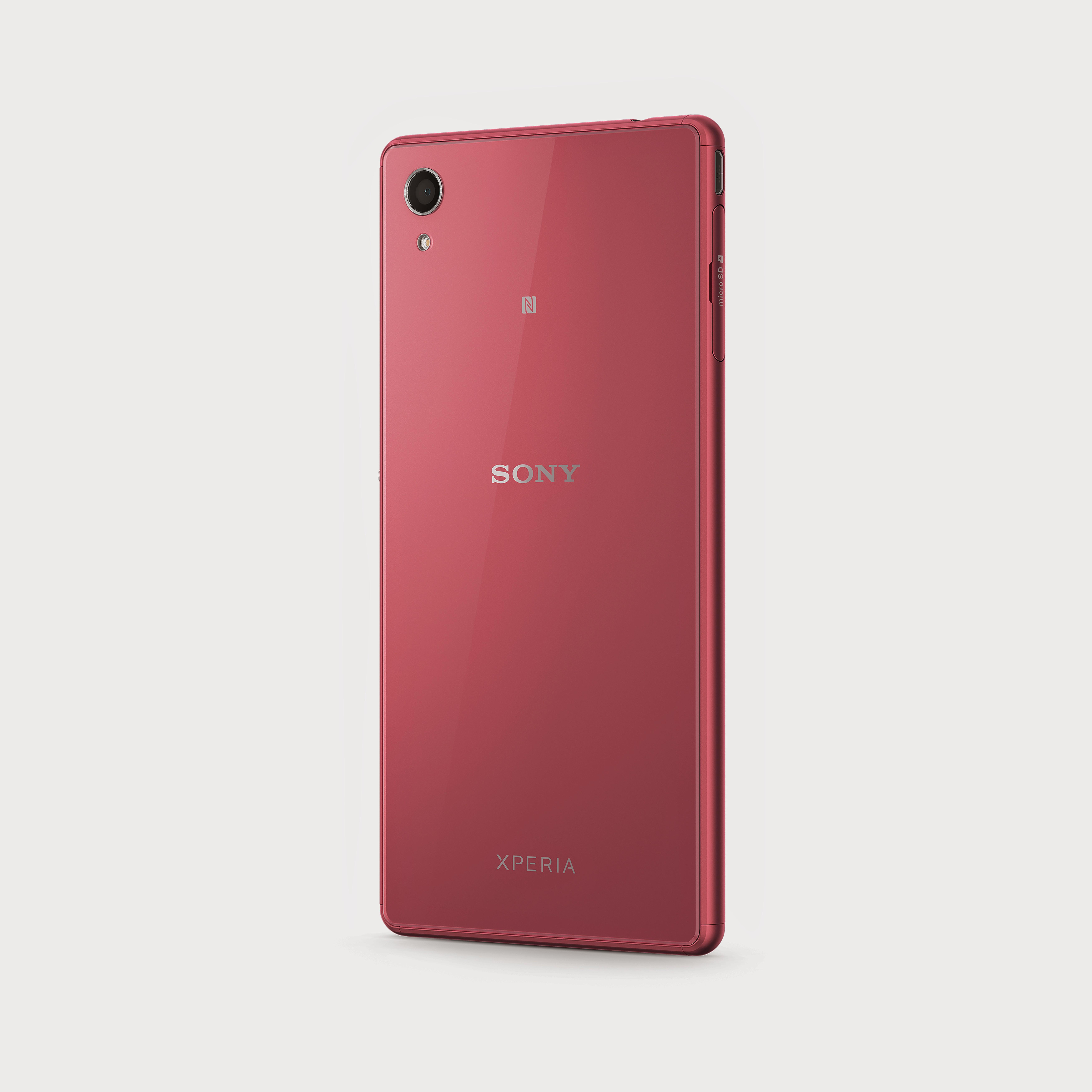 Sony Xperia M4 Aqua Mittelklasse Smartphone Mit Octa Core Prozessor Front 4