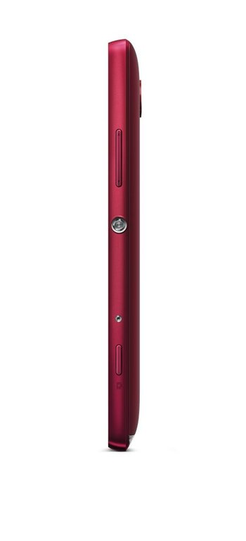 Sony Xperia SP rot