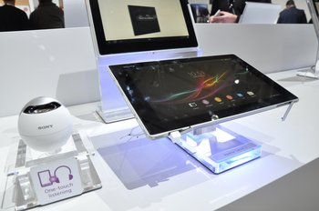 Sony Xperia Tablet Z Hands-On