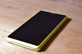 Ein schönes Smartphone