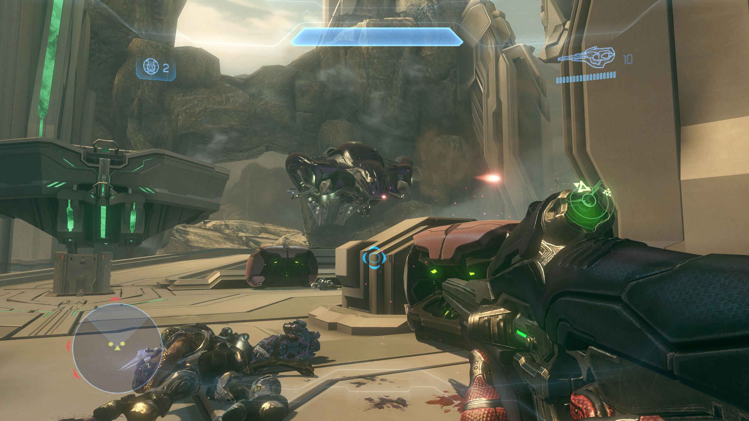Halo 4 Spartan Ops Scr...