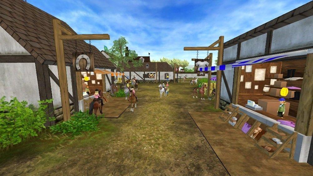 kostenlose online pferdespiele