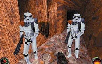 Star Wars: Dark Forces (1995)