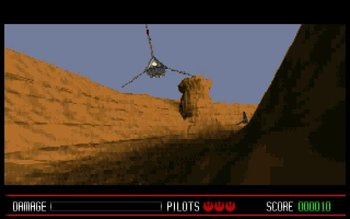 Star Wars: Rebel Assault (1993)