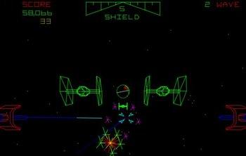 Star Wars: Arcade (1983)