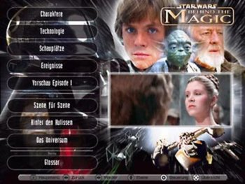 Star Wars: Behind The Magic (1998)