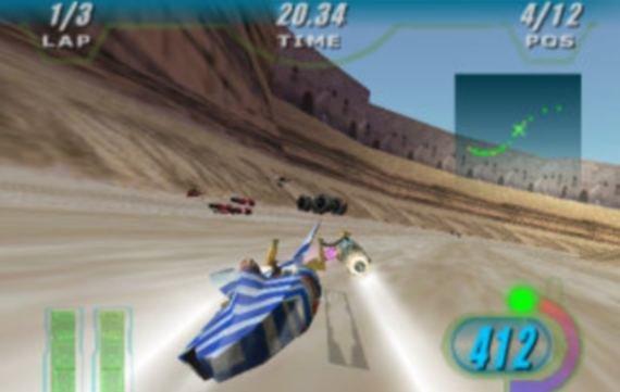 Star Wars: Racer (1999)