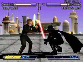 Star Wars: Masters of Teräs Käsi (1997)