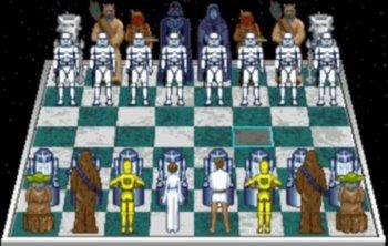Star Wars: Chess (1994)