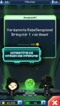 Star Wars: Tiny Death Star Screenshot