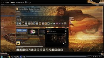 Attack on Titan Skin für Steam