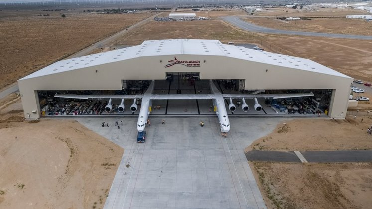 Quelle: Stratolaunch Systems Corporation