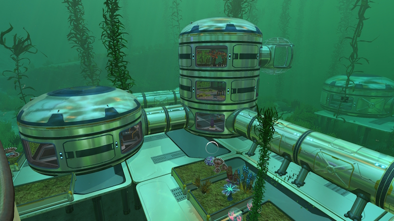 Subnautica Karte Deutsch.Diese Unterwasser Basis Eines Subnautica Spielers Ist