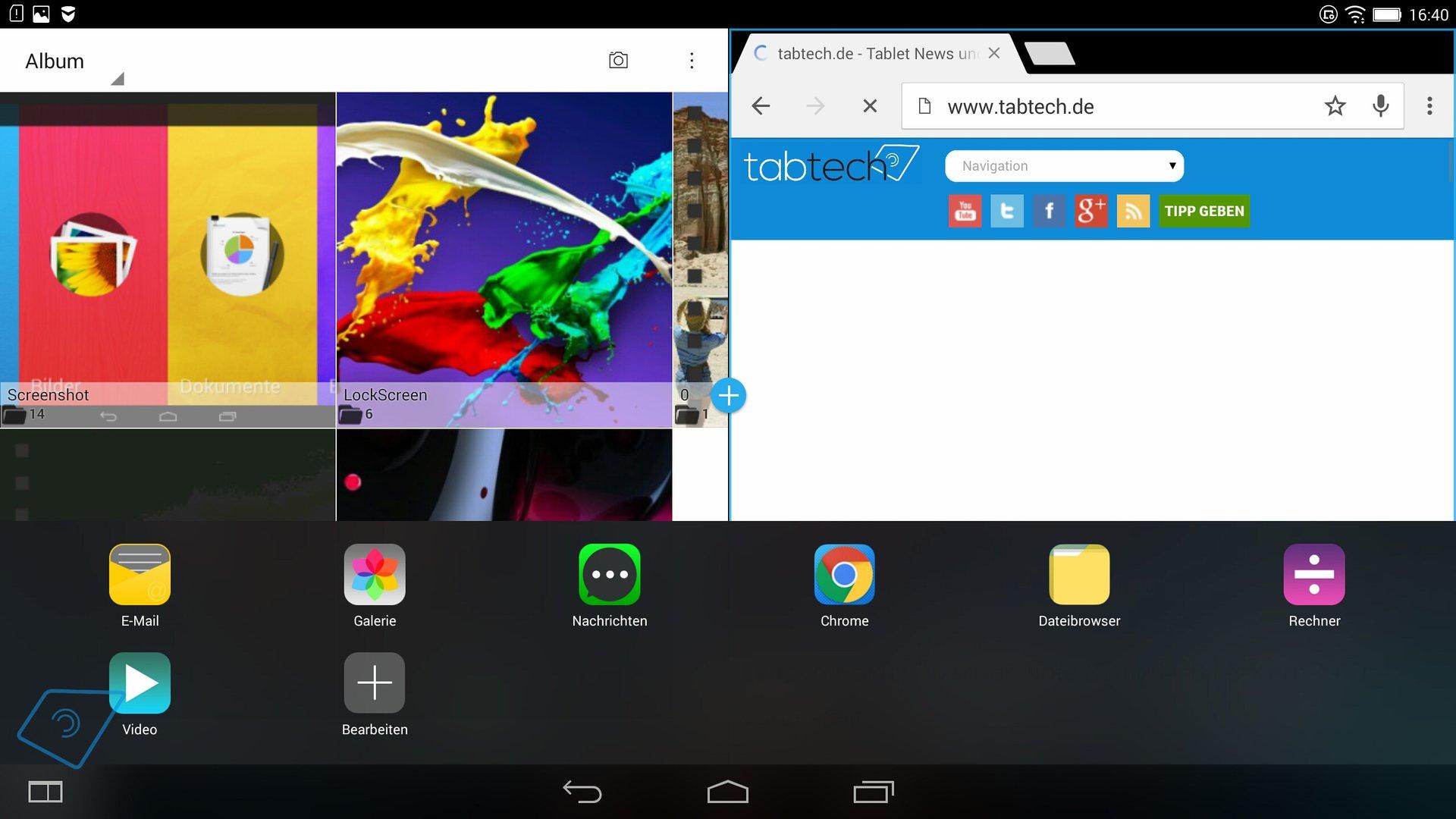 lenovo yoga tablet 2 test g nstige 8 10 und 13 zoll android tablets giga. Black Bedroom Furniture Sets. Home Design Ideas