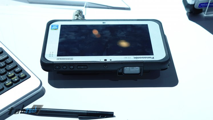 Panasonic-Toughpad-FZ-M1-Scanner