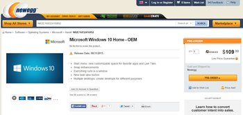 newegg-windows-10-home