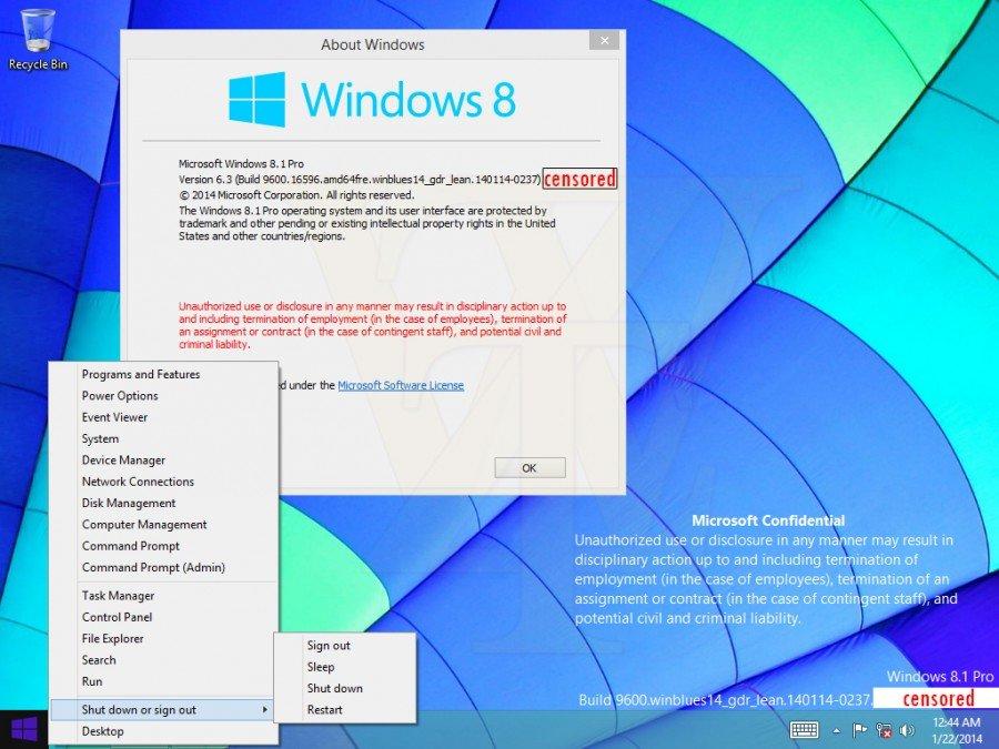 Bildergalerie Windows 8.1 Update 1 Screenshots - Metro- und Desktop ...