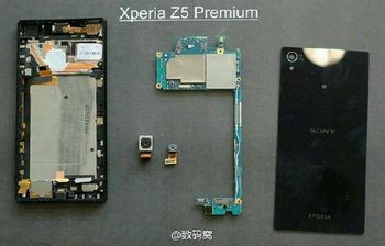 Xperia-5-Premium-Teardown
