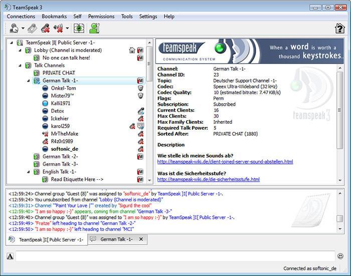 Download Teamspeak 3 Download