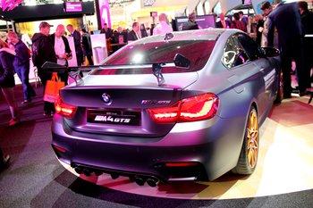 BMW M4 GTS mit 600 PS