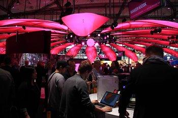 Telekom auf der CeBIT 2016