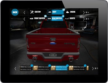 Bilder der Companion App von der Gamescom 2014