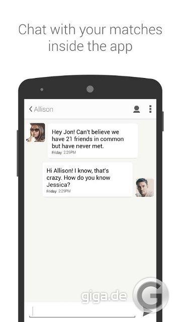 Facebook flirten app