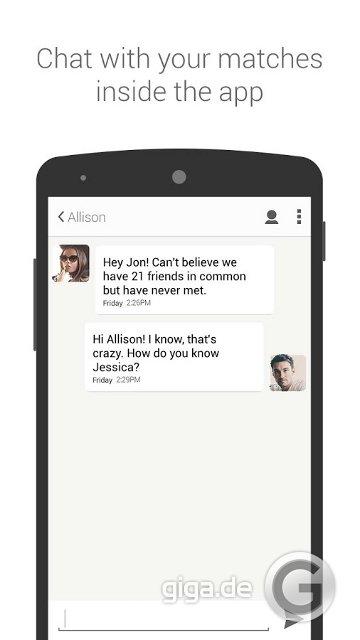 Flirten app android
