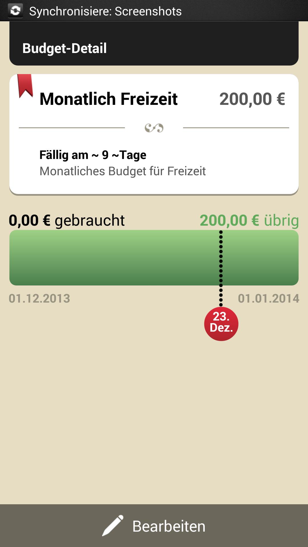 Finanzen im Blick: Ausgaben-Tracker für Android - Seite 2