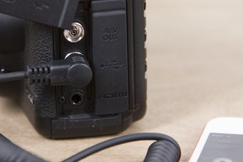 Der Kameraadapter