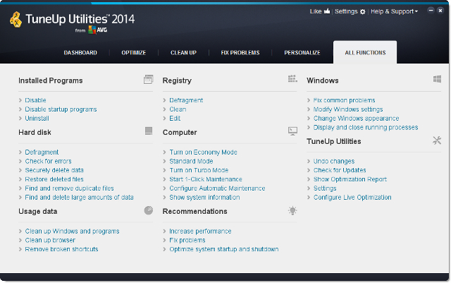 tuneup utilities 2009 kostenlos vollversion
