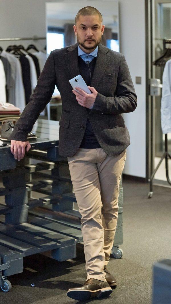 Das Outfit zum Huawei Mate 9