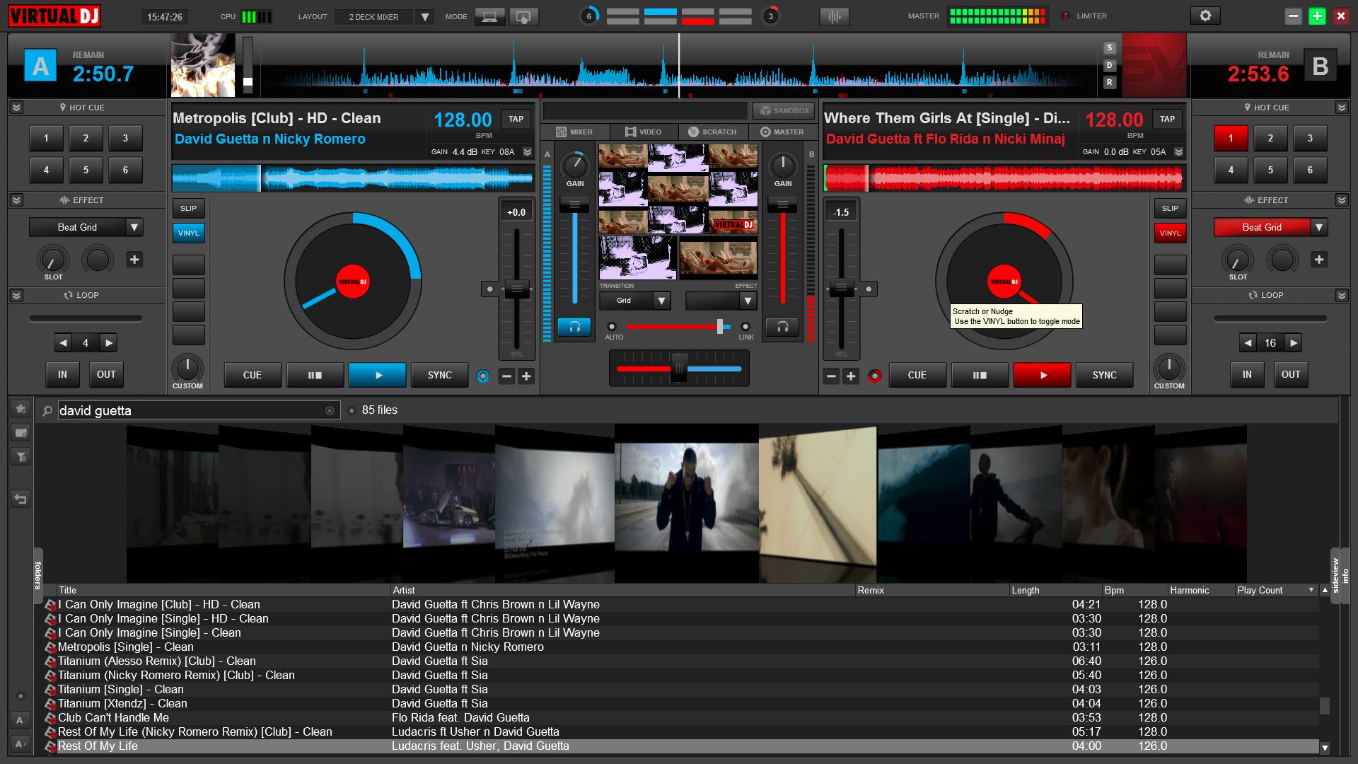 PROGRAMA VIRTUAL FREE BAIXAR DJ 7.0.5 HOME