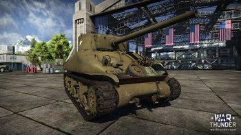 M4A1(76) Sherman Tank