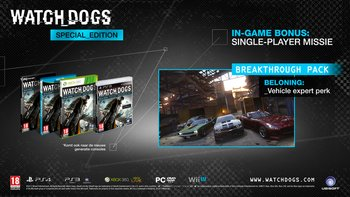 Watch_Dogs Collector's Edition