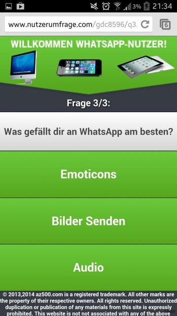 whatsapp-nutzerumfrage-spam-3
