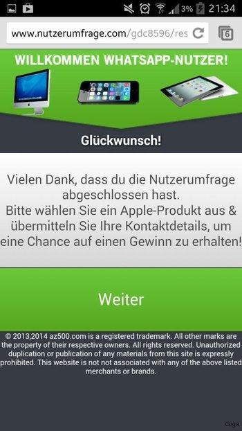 whatsapp-nutzerumfrage-spam-4