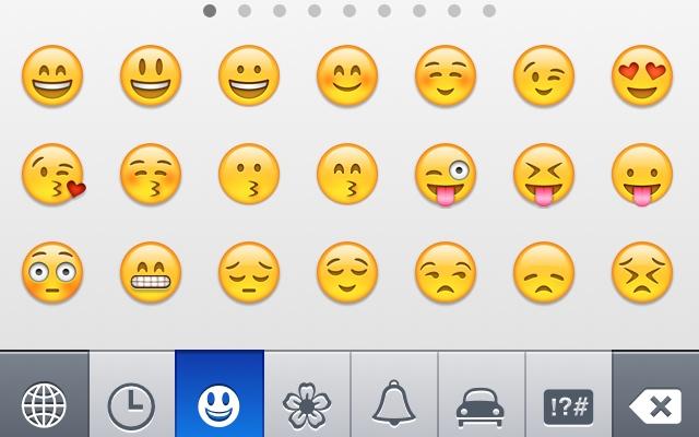 kuss emoji bedeutung