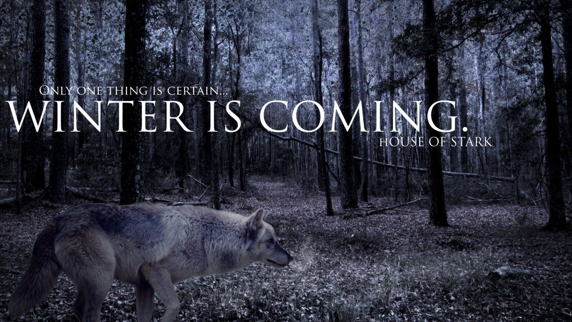 winter is coming � mottos und w246rter aller h228user in game