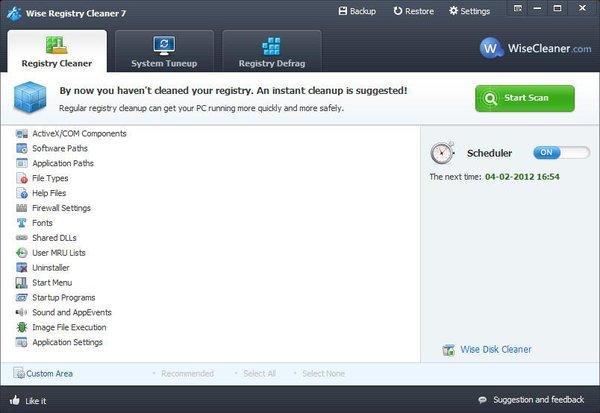 das-registry-modul-von-wise-registry-cleaner-free