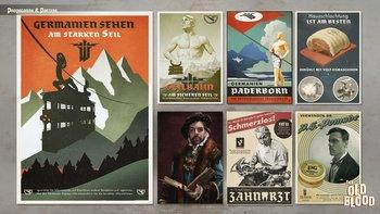 Propaganda und Poster
