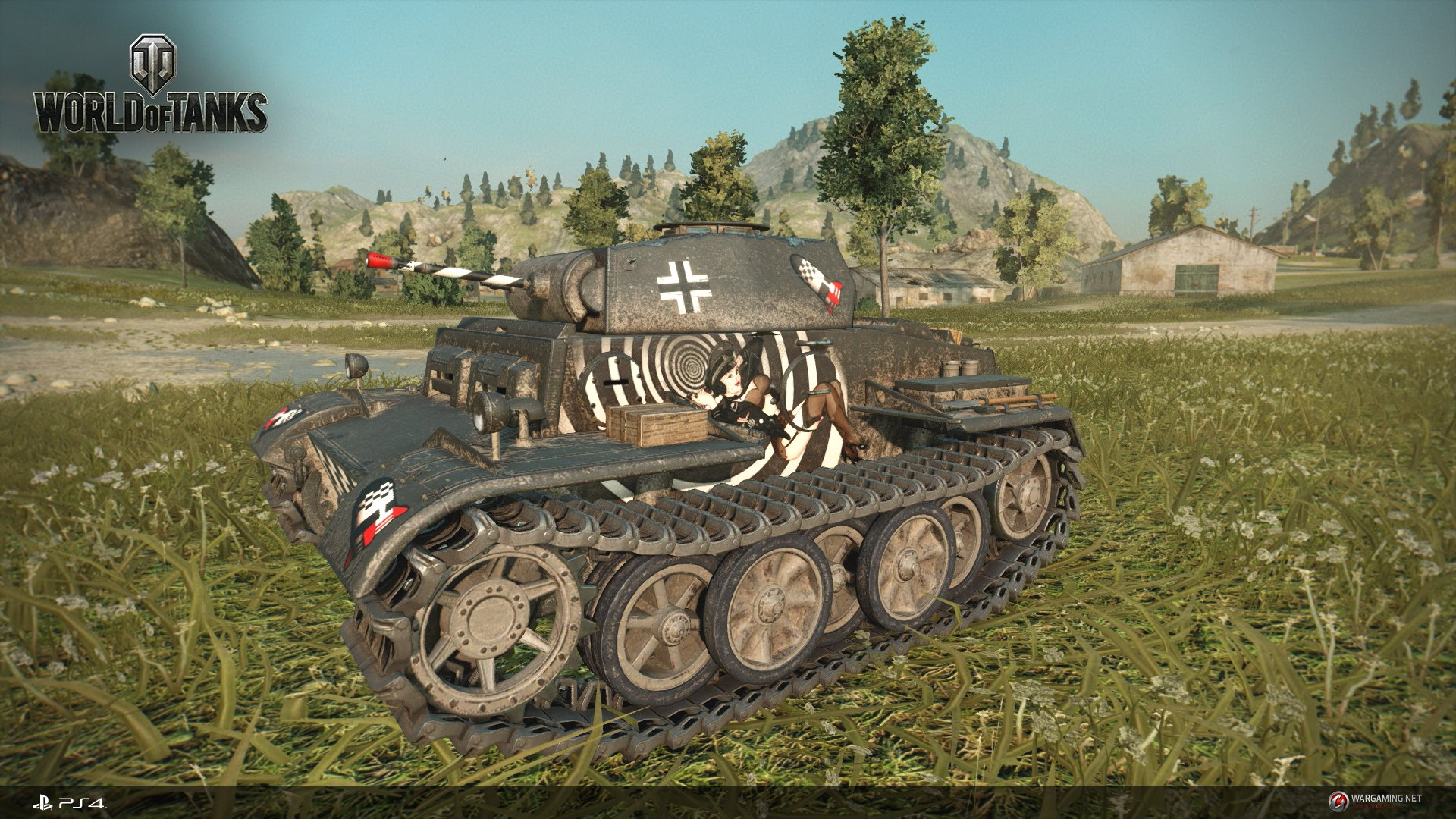world of tanks de