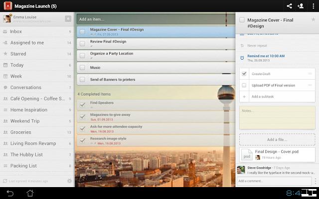 To-Do-Listen-Apps für PC, Android, Mac und iOS: fünf Aufgabenplaner ...